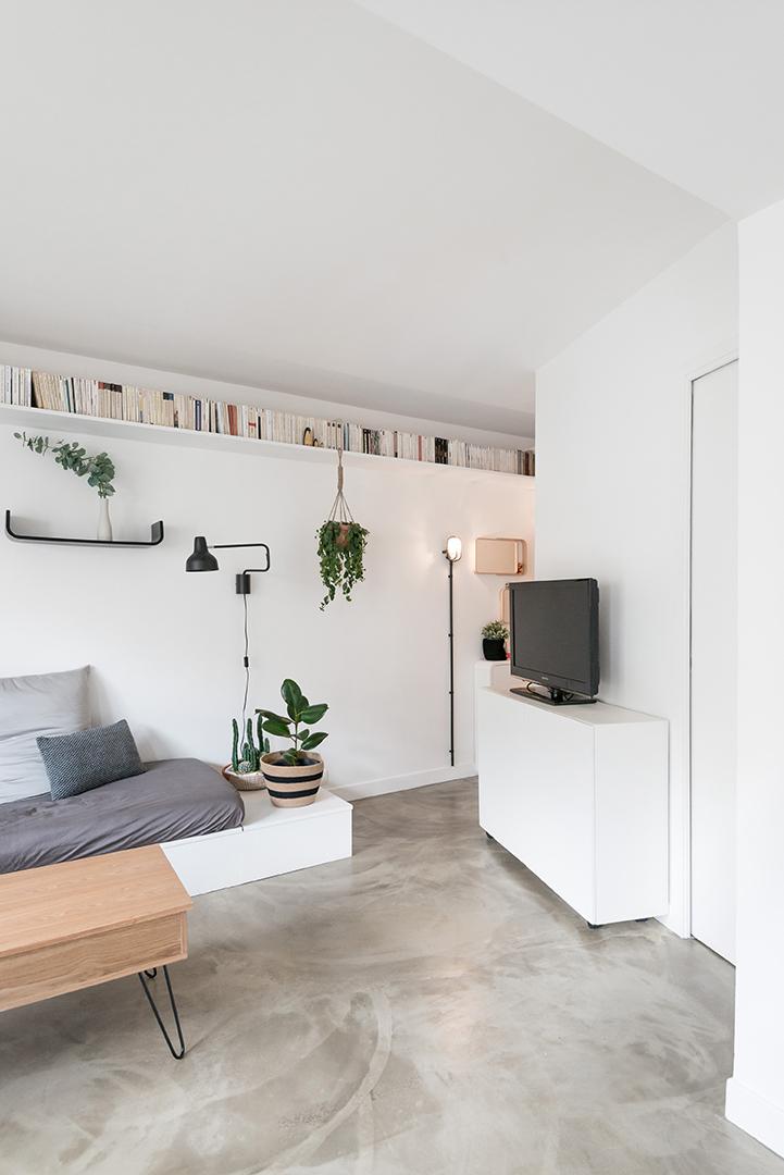 Rue Poliveau Architecte Gwénaëlle Morice © Christophe Caudroy